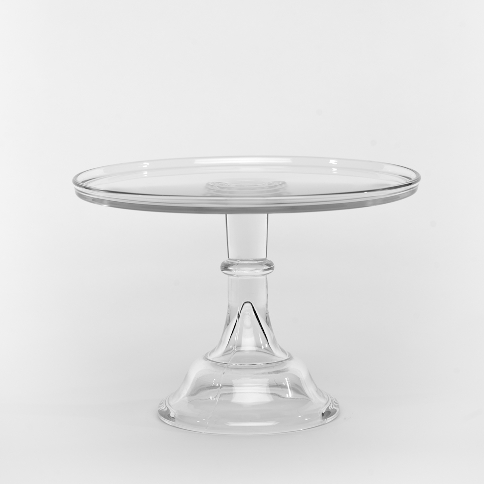 12 Quot Crystal Antique Cake Stand Sweet And Saucy Supply