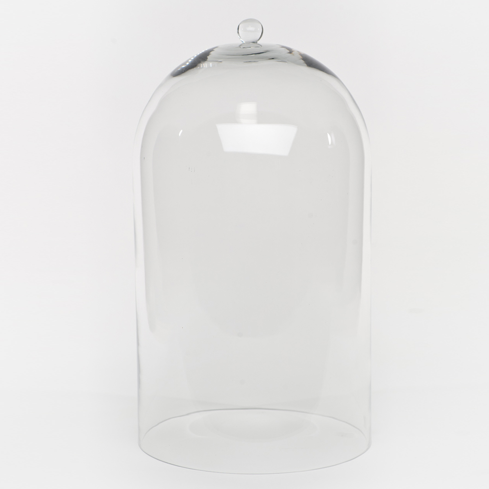 Clear Extra Large Glass Dome Sweet And Saucy Supply